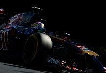 Formel 1: Vergne: Werde weiterhin Formel 1 fahren - Toro Rosso ein Nachwuchsteam