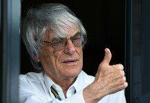 Formel 1: Ecclestone: War nie besorgt - Formel-1-Boss so lange wie m�glich