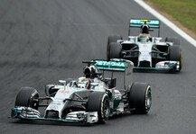 Formel 1: Wolff: Fahrer d�rfen weiter frei fahren - Stallregie nicht das zentrale Thema