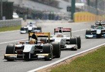 GP2: Daniel Abt verpasst Podium in Spa nur knapp - Erstmals auf Pole