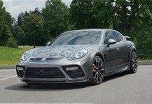 Auto: Porsche: Panamera mit Pepp von Mansory - Spektakul�res Erscheinungsbild