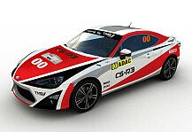 WRC: Toyota GT86 CS-R3 deb�tiert bei Rallye Deutschland - Modifikationen f�r den Rallyesport bereits homologiert