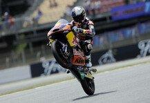 Moto3: Miller legt im ersten Training vor - �ttl liegt in den Top-14