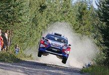 WRC: Deutschland: Kubica d�mpft Erwartungen - Armverletzung bereitet Probleme