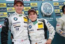 ADAC GT Masters: Baumann kann weiter auf Meistertitel hoffen - Titelkampf in der GT Masters spitzt sich zu