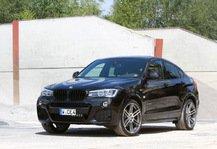 Auto: Manhart Performance: BMW X4 bereits veredelt - Ein kleiner Bruder