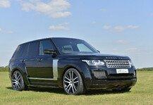 Auto: Der Arden Range Rover AR 9 Spirit mit 580 PS - Britische Veredelung