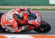 MotoGP: Ducati beendet Testfahrten in Misano - Dovizioso: Sind auf dem richtigen Weg