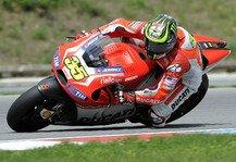 MotoGP: Crutchlow: Risiko lohnt sich nicht - Ducati und der Kampf mit dem roten Biest