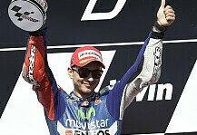 MotoGP: Lorenzo: Wechsel stand nie wirklich zur Debatte - Yamaha nach wie vor beste Option