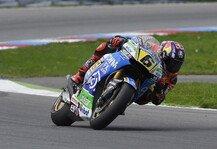 MotoGP: Bradl: Nicht alles eitel Wonne trotz P2 - Gef�hl mit gebrauchten Reifen verbessern