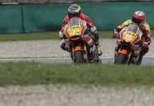 MotoGP: Forward Racing: Geheimwaffe Setup - Nach der Hochzeit ist vor dem Rennen