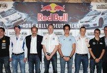 WRC: Gro�e Vorfreude auf die ADAC Rallye Deutschland - Rallye-Stars beim Pressegespr�ch