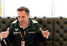Formel 1: Albers: Lotterer f�hrt nicht wegen des Geldes - Ich w�re der bl�deste Teamchef der Welt