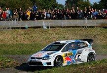 WRC: Ogier und Latvala weit vor dem Rest des Feldes - Fahren wir in der gleichen Meisterschaft?