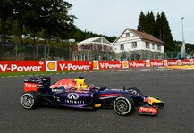 Formel 1: Defekt: Vettel verpasst zweites Training - Motor nicht besch�digt?