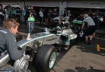 Formel 1: Datenaustausch bei Mercedes: Die Gr�nde - Rat bei Alain Prost gesucht