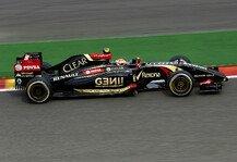 Formel 1: Pastor Maldonado: Monza ist speziell - Hoffen auf problemfreies Wochenende