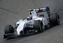 Formel 1: 3. Training: Bottas vor Ricciardo und Rosberg - Neue Reihenfolge