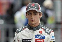 Formel 1: Gutierrez: Sauber-Situation inakzeptabel - M�ssen in allen Bereichen Fortschritte machen
