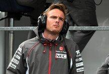 Formel 1: Van der Garde: Es sieht gut aus f�r 2015 - Zwei Holl�nder in der Startaufstellung?