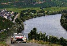 WRC: Meeke nach Verkehrs-Unfall: Was zur H�lle?! - Das war be�ngstigend