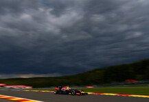 Formel 1: Belgien GP: Der Samstag im Live-Ticker - Der Regen ist da