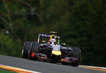 Formel 1: Red Bull zieht Getriebe-Joker - Neue �bersetzung f�r den Rest der Saison