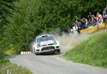 WRC: Latvala mit Vorprung, Ogier crasht erneut - Unfall sorgt f�r WP-Abbruch
