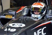 Formel 1: Sauber Vorschau: Italien GP - Reifen als Herausforderung
