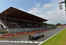 Formel 1: McLaren Vorschau: Italien GP - Es f�hlt sich verr�ckt an
