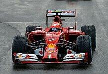 Formel 1: Alonso �berrascht von guter Quali-Performance - Das Podium in Reichweite