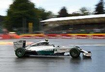 Formel 1: Belgien GP: Die Stimmen zum Samstag - Das Wetter macht den Unterschied