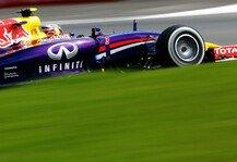 Formel 1: Red Bull Vorschau: Italien GP - Ein Podestplatz w�re gro�artig