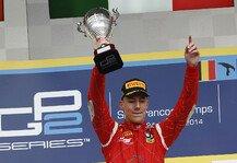 GP2: Marciello feiert ersten GP2-Sieg - Abt auf Pole am Sonntag