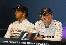 Formel 1: Umfrage: N�chster Mercedes-Crash vorprogrammiert - Es wird wieder krachen