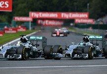 Formel 1: Mercedes Vorschau: Italien GP - Wo alles anfing...