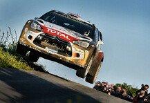 WRC: Meeke: Frustriert, aber nicht emotional - Immer n�her am ersten Sieg