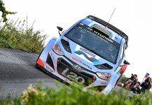 WRC: Hyundai nominiert Trios f�r Frankreich und Spanien - Erfolgsduo Neuville/Sordo greift weiter an