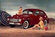 """Auto: 70 Jahre Volvo PV444 - Ein schwedischer """"Buckel"""" erobert die Welt"""