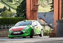 WRC: Knof/Stein feiern vorzeitigen Titelgewinn - Gesamt- und Juniorensieg in der Citroen Racing Trophy
