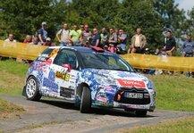 WRC: Team Wallenwein: Defektteufel schl�gt zu - Wechselbad der Gef�hle beim Saisonh�hepunkt
