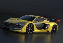 Mehr Motorsport: Neuer Renault Sport R.S. 01 enth�llt - Ein neuer Hightech-Markenpokal