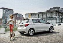 Auto: Marktstart f�r den neuen Yaris - Unverwechselbare Designsprache