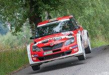 Mehr Rallyes: Barum Czech Rally Zlin: Heimspiel f�r Skoda - Lappi und Wiegand in der Tabelle auf eins und zwei