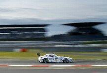 ADAC GT Masters: Alon Day holt im Mercedes-Benz Pole Position - Wetter-Roulette in der Eifel!