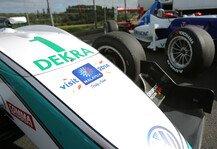Formel 3 Cup: Visit Malaysia neuer Sponsor des ATS Formel 3 Cup - Nabil Jeffri �ffnet die T�r