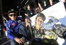 MotoGP: Rossi-Special: Alles zu seinem Start-Rekord - 246 GP-Starts und kein bisschen leise