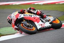 MotoGP: Marquez f�hrt weiter voran - Pedrosa, Rossi und Lorenzo legen zu
