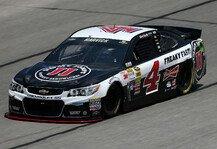 NASCAR: Pole Nummer sechs f�r Harvick - NASCAR h�lt f�r Stewart die Chase-T�r offen